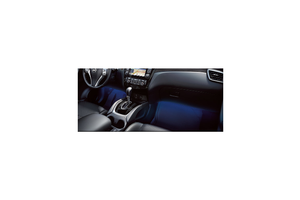 Interior Accent Lighting image for your Nissan Rogue